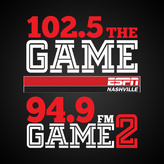 WPRT The Game 102.5 FM